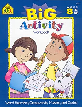 Big Activity Workbook: Word Searches, Crosswords, Puzzles, and Codes - Book  of the BIG Workbooks