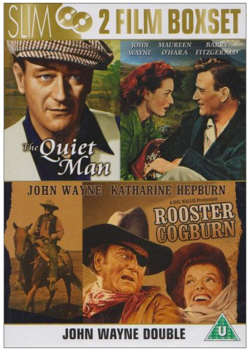 The Quiet Man / Rooster Cogburn - John Wayne [Import anglais]