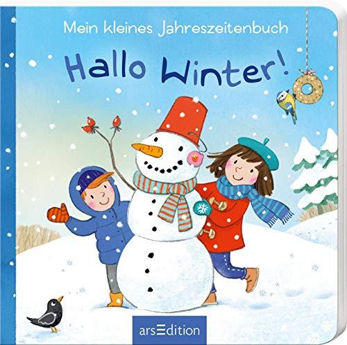 Mein kleines Jahreszeitenbuch - Hallo Winter!