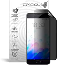 Celicious Privacy Plus 4-Way Anti-Spy Filter Screen Protector Film Compatible with Meizu M3 Note