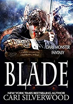 Blade (Dark Monster Fantasy Book 3) by [Cari Silverwood]