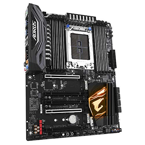 Gigabyte X399 AORUS PRO (rev. 1.0) scheda madre Socket TR4 ATX AMD X399