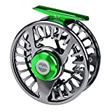 PROBEROS Fly Fishing Reel - Large Arbor Fly Reels - CNC Machined Aluminum
