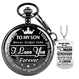to My-Son-Pocket-Watch-Gifts for Son Best Gifts for Him...