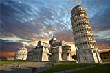 Puzzle 1000 Piezas, Puzzle 3D Adultos Rompecabezas Niños, Torre Inclinada De Pisa Puzzle, Juegos Y Juguetes Niños Y Niñas-1000 Tablets