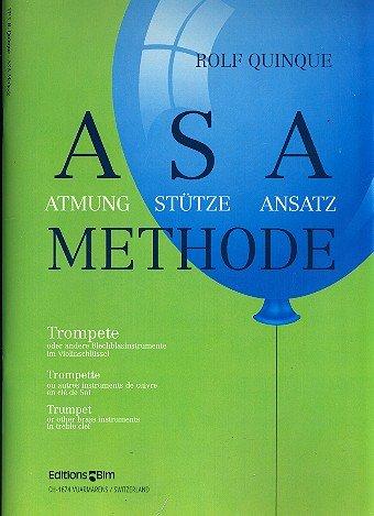 Asa Methode 1 - Trumpet - BOOK