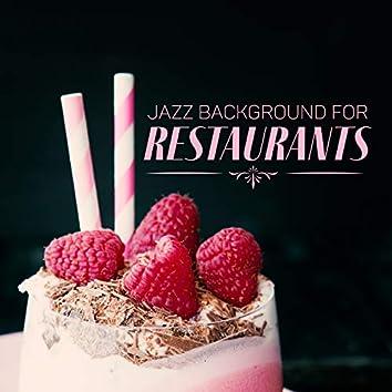 Jazz Background for Restaurants: Friendly Ambience, Amazing Jazz Collection, Restaurant Music