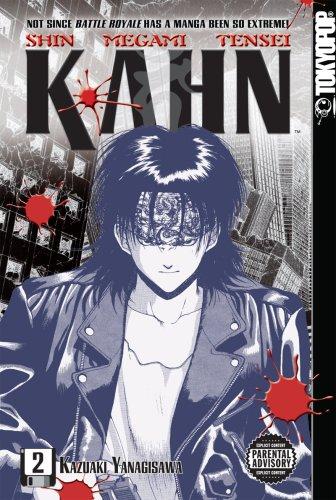 Shin Megami Tensei (KAHN) Volume 2