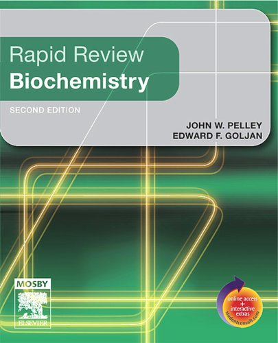 Rapid Review Biochemistry: With STUDENT CONSULT Online Access