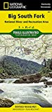 Big South Fork National River and Recreation Area (National Geographic Trails Illustrated Map, 241)