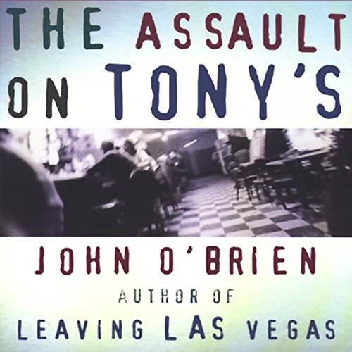 Assault on Tony's audiobook cover art