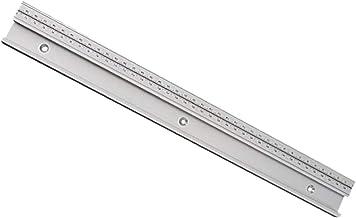 F Fityle Medidor De Inglete Preciso Regla De Empuje De ángulo De Bricolaje Para Trabajar La Madera Para La Sierra De Mesa De Aluminio - Los 40cm