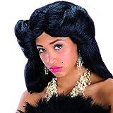 Burlesque peluca mujer Pin Up Girl Sexy fijar