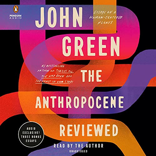 Couverture de The Anthropocene Reviewed