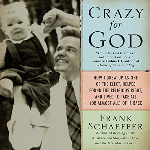 Crazy for God cover art