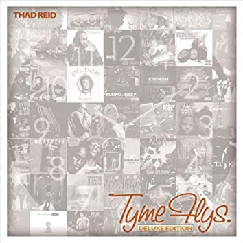 Tyme Flys EP (Deluxe Edition)