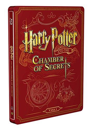 Harry Potter E La Camera Dei Segreti Steelbook (Bs)