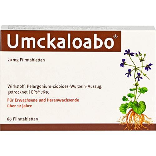 Umckaloabo 20 mg Filmtabletten, 60 St