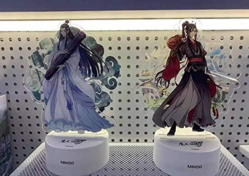 魔道祖師minisoコラボアクリルスタンド小夜灯