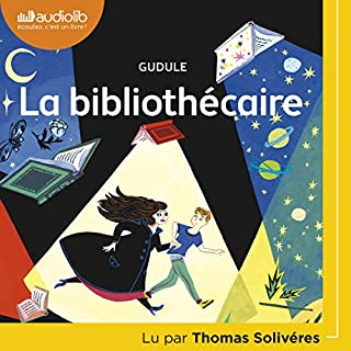 Couverture de La Bibliothécaire