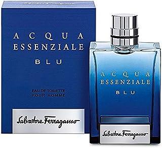 Salvatore Ferragamo Acqua Essenziale Blu Eau de Toilette Vaporizador 100 ml