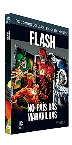 Dc Graphic Novels Ed. 143 - Flash: No País Das Maravilhas