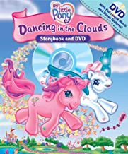 My Little Pony Dancing in the Clouds Book and DVD (Storybook And Dvd)