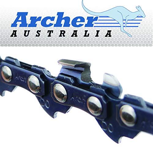 Archer 2 x Chainsaw Saw Chain Fits Titan TTB355CHN Electric 16