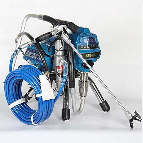 Professionelle Airless-Spritzmaschine Professionelle Airless-Spritzpistole 2500W 2.5L Airless Paint Sprayer 495 Lackiermaschine