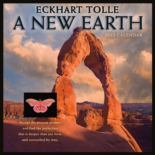 A New Earth 2012 Wall Calendar