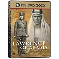 Lawrence of Arabia: The Battle for the Arab World [DVD]