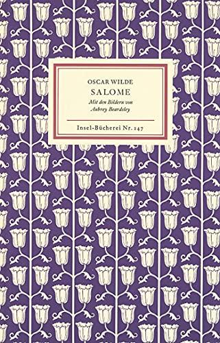 Salome. Tragödie in einem Akt (Insel-Bücherei)