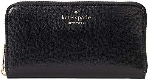 Kate Spade Women's Cameron Street Lacey Wallet, NW BLCK
