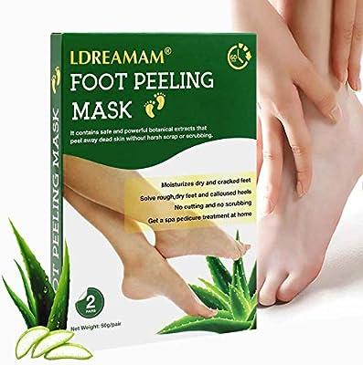 Foot Mask FußMaske Fußpeeling