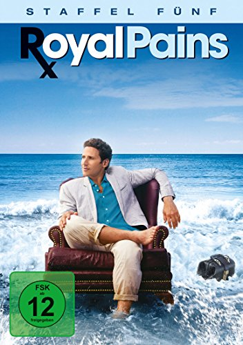 Royal Pains - Staffel fünf [3 DVDs]