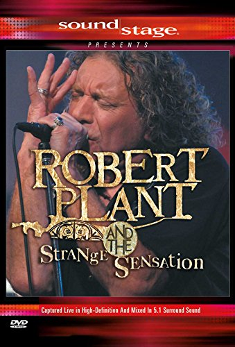 Soundstage: Robert Plant & the Strange Sensation