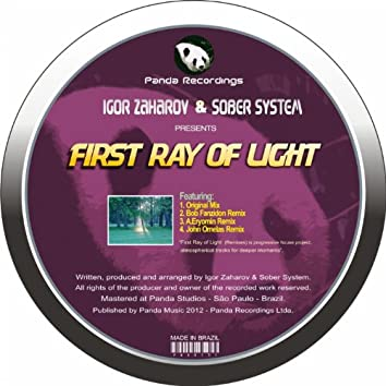 First Ray of Light Ep