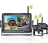 AMTIFO FHD 1080P 2-Channel Dash Cam