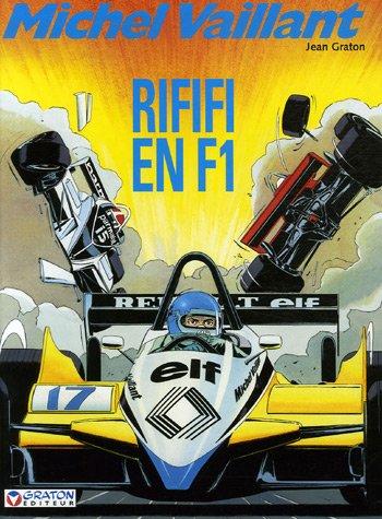 Michel Vaillant, Tome 40 : Rififi en F1