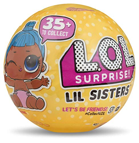 L.O.L Surprise 550709E5C Lil Sister Series 3 Collectable 並行輸入品