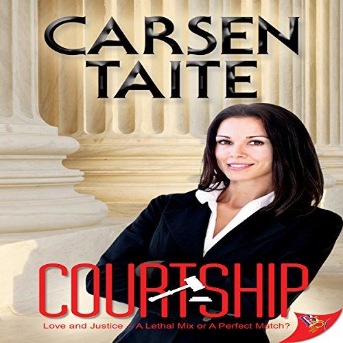 Courtship                   By:                                                                                                                                 Carsen Taite                               Narrated by:                                                                                                                                 Amanda Goodyear                      Length: 9 hrs and 18 mins     15 ratings     Overall 4.0