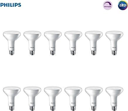 Philips LED 474312 BR30 Dimmable 650-Lumen, 2700-Kelvin, 11 (65