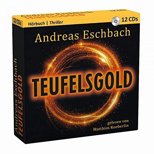 Teufelsgold - Hörbuch 12 CDs