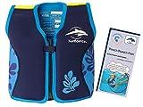 Lampiphant Konfidence Kinder-Schwimmweste aus Neopren