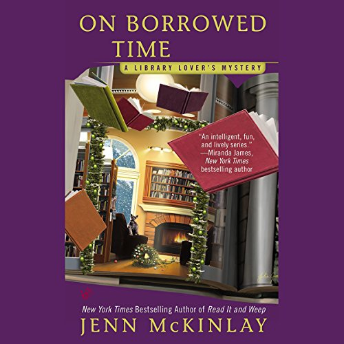 On Borrowed Time                   By:                                                                                                                                 Jenn McKinlay                               Narrated by:                                                                                                                                 Allyson Ryan                      Length: 6 hrs and 51 mins     123 ratings     Overall 4.6