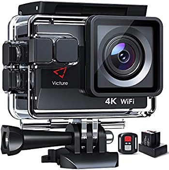 Victure 4K 50FPS Action Camera with EIS