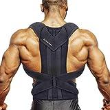 Olymstars Schultergurt Haltungskorrektur, Verstellbarer Atmungsaktiv Rücken...