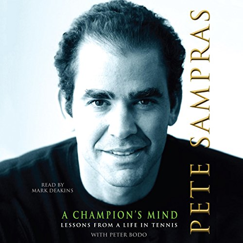 A Champion's Mind audiobook cover art