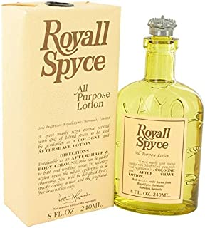ROYALL SPYCE by Royall Fragrances All Purpose Lotion / Cologne 8 oz / 240 ml (Men)