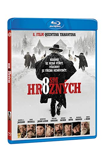 Osm hroznych (Blu-ray) (The Hateful Eight) (Versione ceca)